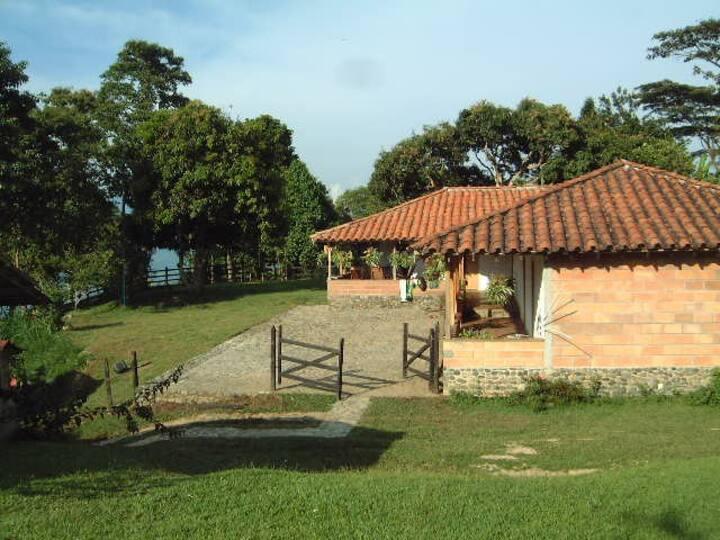 Casa de campo cerca a Medellín
