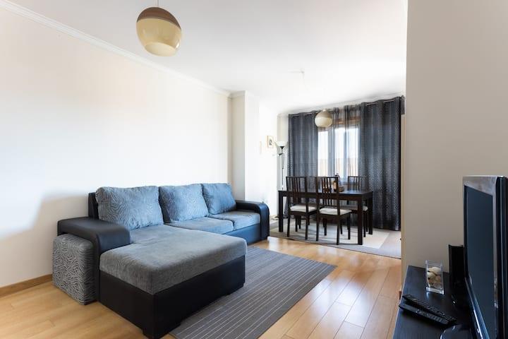 Salgueiros Haven - Beach 1 Bedroom Apart w/ Garage