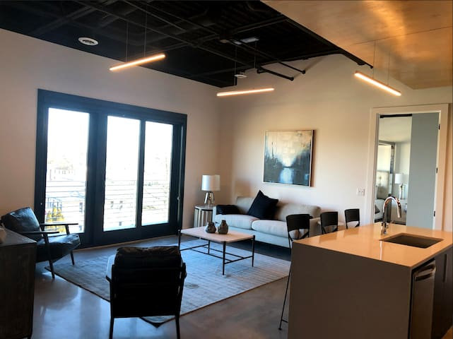 Newly Finished Modern Condo - 2BR