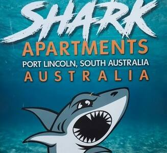 Shark Apartment 5 at the Port Lincoln Marina