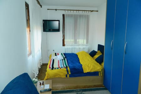 Vila Sebastijan - Krusevo, BLUE APARTMENT
