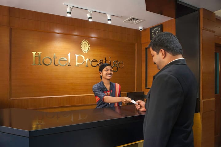 Hotel Prestige, a home away from your home