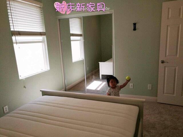 独栋别墅内三个雅间分别出租,新家具、新床品愿你喜欢我的洋房! - Chino Hills - Hus