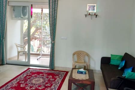 Lima's Inn - Spacious and Serene 2 BR Apartment - Goa del nord