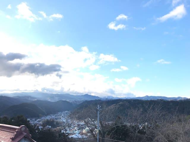 吉野大峰山系