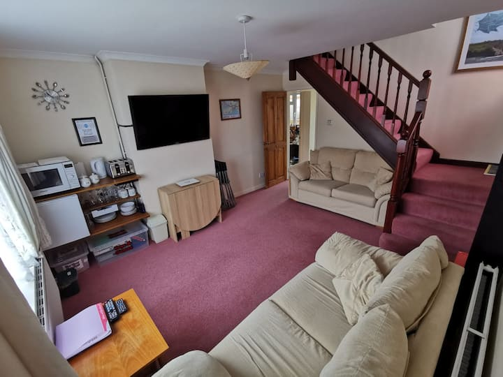 Two Bedroom Guest Suite on Gower Peninsular