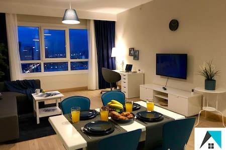 Dark Ocean Apartment -1+1 High Floor