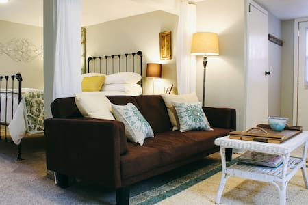 Guest Suite in Historic North End - Tacoma - Hus