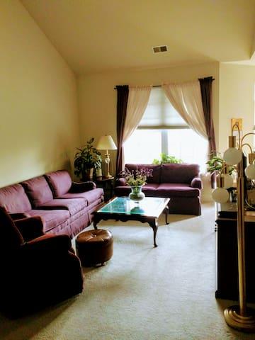 FlourishBnB Aberdeen Master Bedroom - Aberdeen - Apartemen