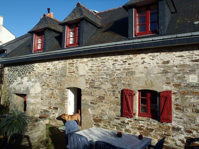 Chambre proche des plages du Pouldu - Clohars-Carnoët