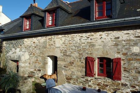 Chambre proche des plages du Pouldu - Clohars-Carnoët - House