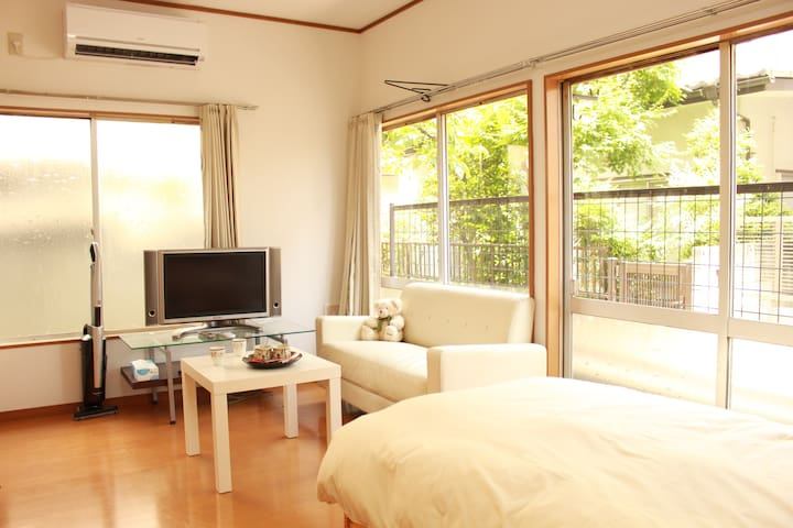 Beautiful Sunshine House 18 mins to shinjuku。TF101 - Nerima-ku - Daire