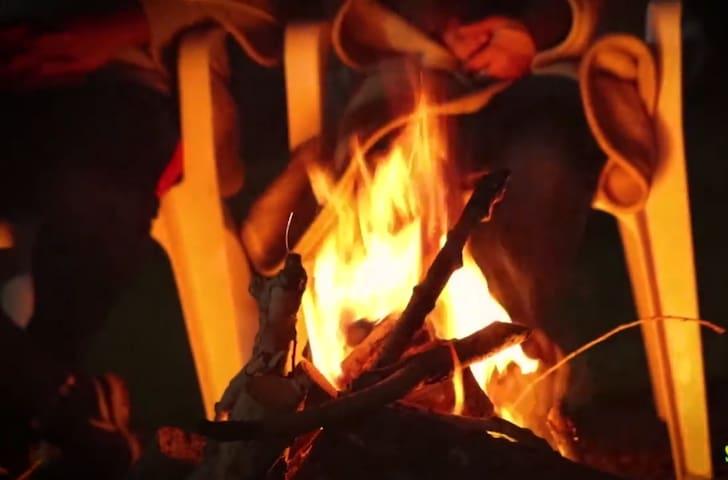 CAMPING RANCHO SAN MIGUEL Incluye casa de acampar*