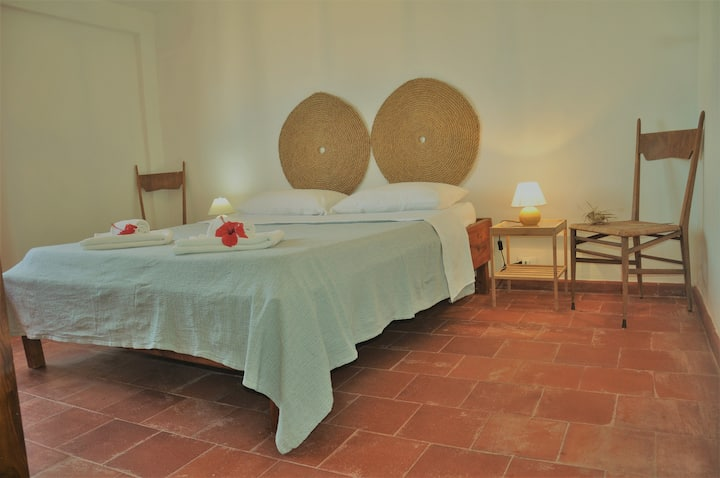 Apartment in the heart of the village_Scopello