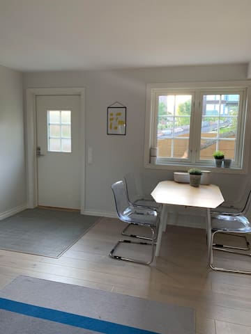 New and cosy studio 20 min from Oslo