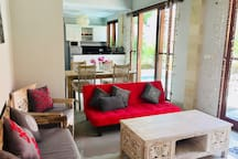 Heart of Canggu Villa walking distance to beach