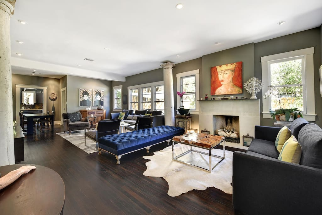 High End Interiors throughout the Home