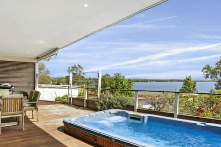 Luxury & uninterrupted water views - Toukley - Rumah