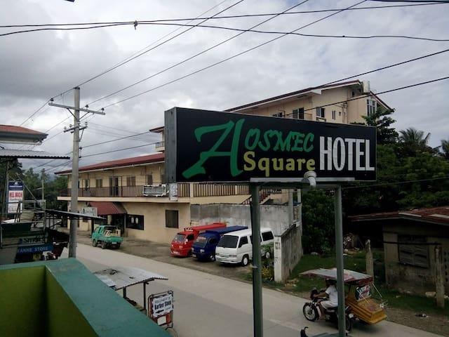 AOSMEC Square Hotel - Lapu-Lapu - Auberge de jeunesse
