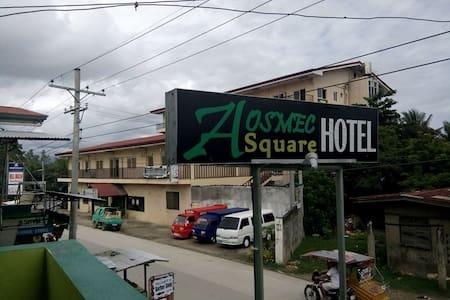 AOSMEC Square Hotel - Lapu-Lapu City - Hostel