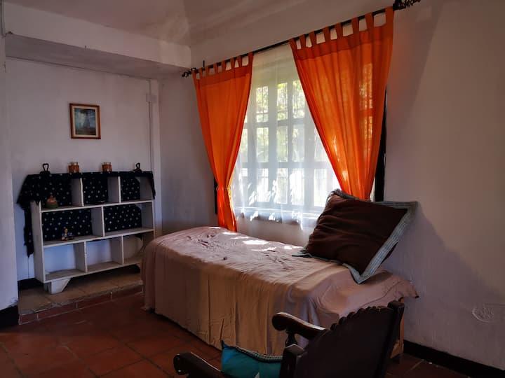 Casa Tomasa: espacio confortable y con memoria.