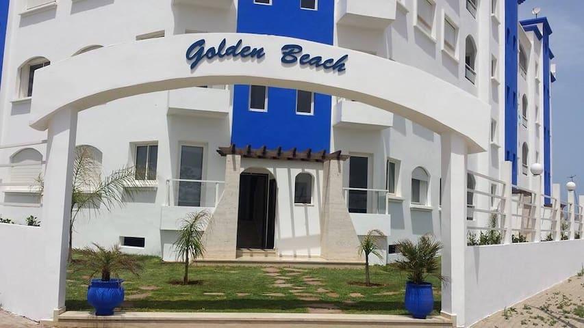Appartement au bord de la mer - El Mansouria - 公寓