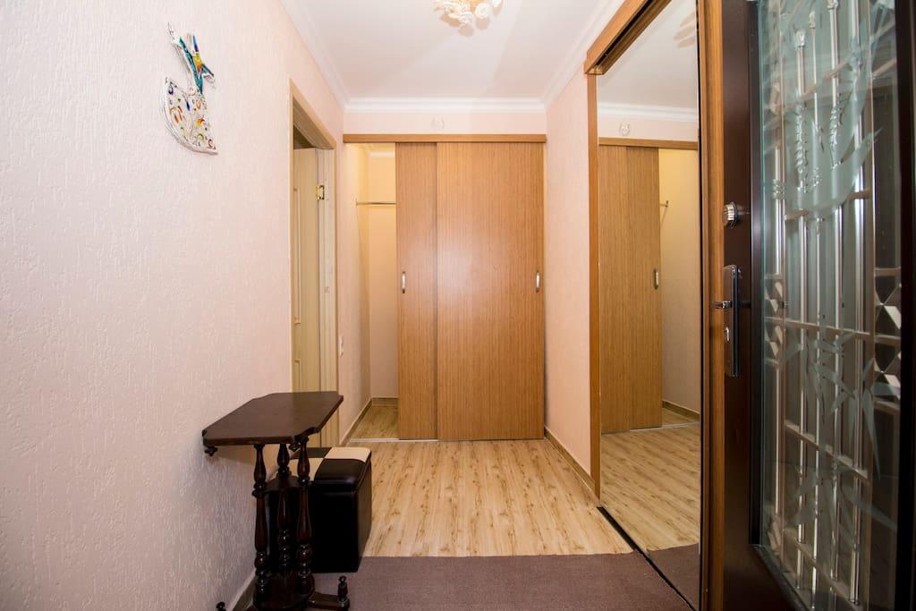 hallway прихожая