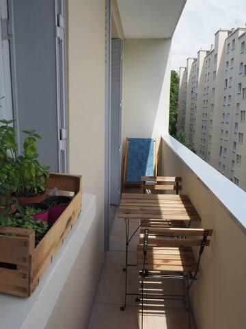 appartement 52m2 proche de Lyon