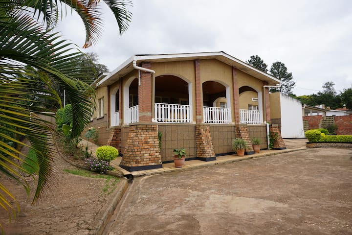 Home In Kigali #1