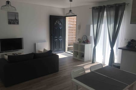Appartement T2 Proche Paris calme et cosy