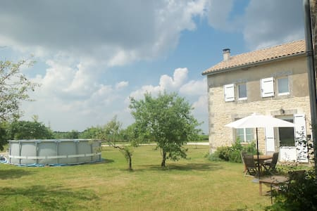 Charente Gite. 2 bedrooms - Bernac