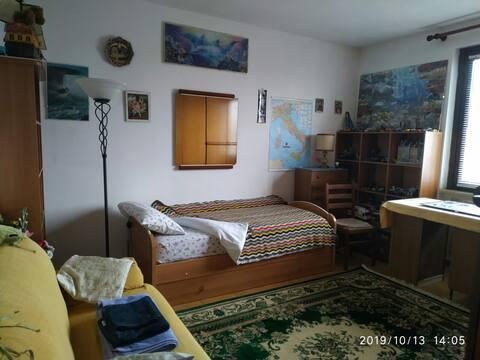 Camera privata per singolo/coppia.