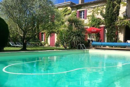 Maison avec piscine, 15min Bordeaux - Carbon-Blanc - Σπίτι