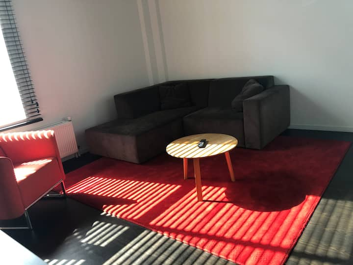 Serviced apartment in the heart of the city!