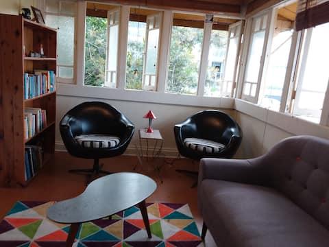 昆士蘭老房子的兩間臥室