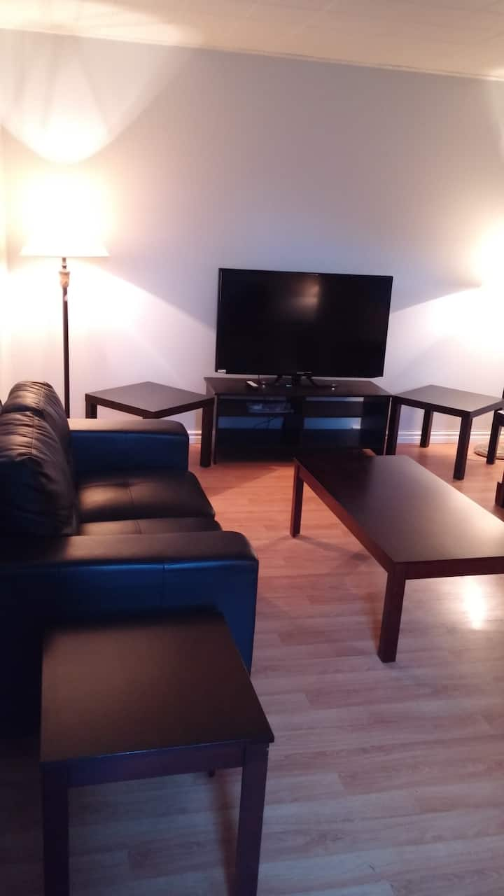 Furnished Condo - Lower level