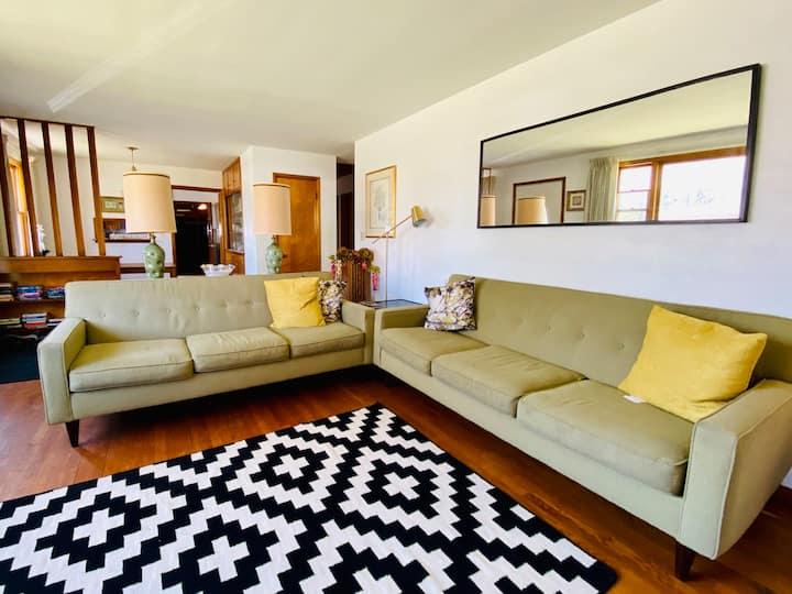 Cozy Champaign Home