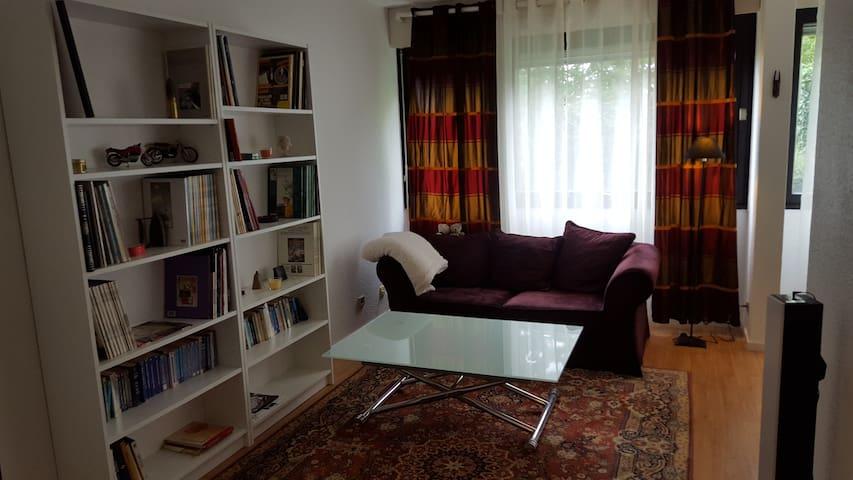 T2 Confort - Centre - 10' de Genève - Saint-Julien-en-Genevois - Lägenhet