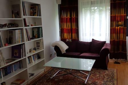 T2 Confort - Centre - 10' de Genève - Saint-Julien-en-Genevois - Apartament