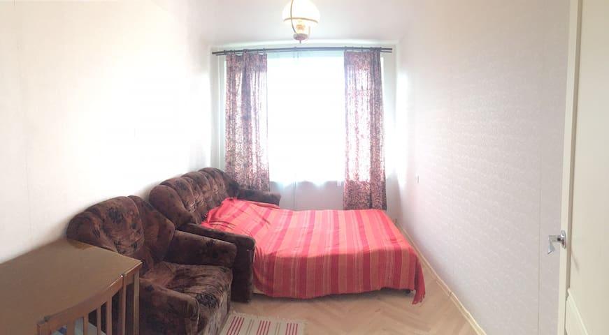 Комната рядом с метро