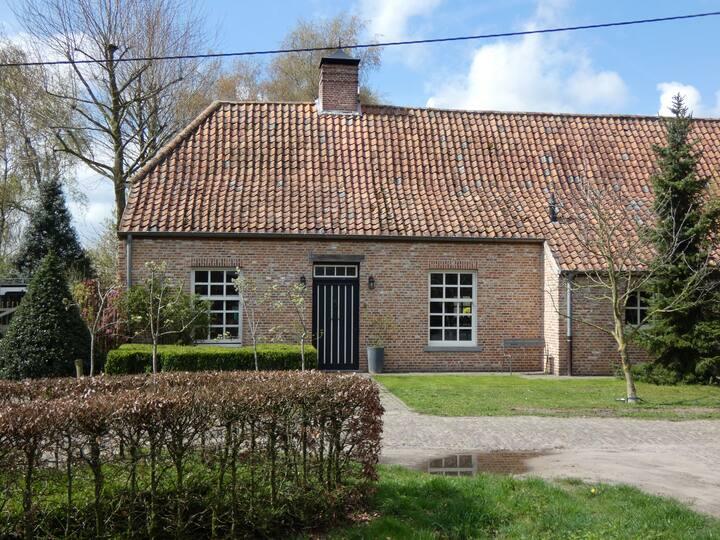 Gezellige woonboerderij met rust en ruimte (10p.)