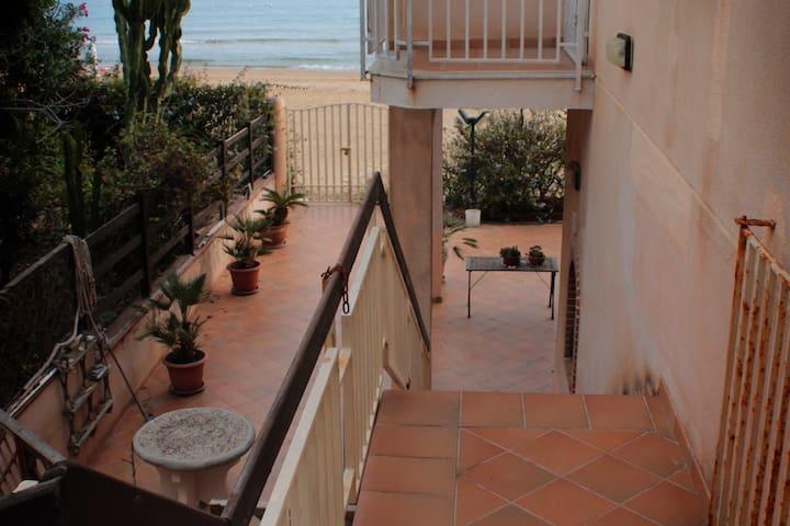 Casa di Giù        Punta Grande Scala dei Turchi
