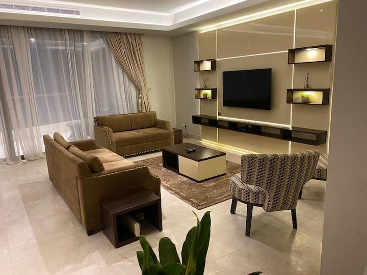 5 ⭐️ Executive Apartment, Eko Atlantic City, 3 beds