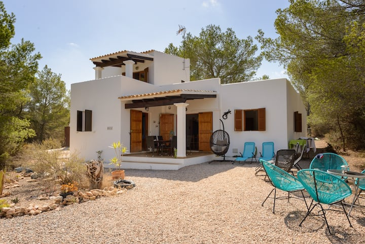 Gorgeous big house in Formentera