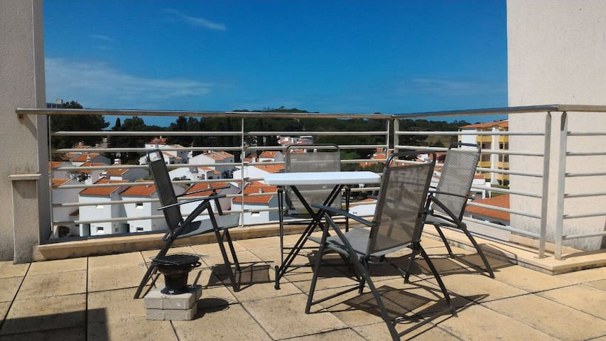 Apartm 300 m from the Beach Falesia - Albufeira - Appartement