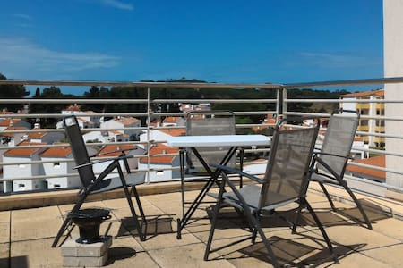 Apartm 300 m from the Beach Falesia - Albufeira