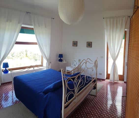 Chambre in villa a CAPRI Villa Il Rifugio-Mare Blu