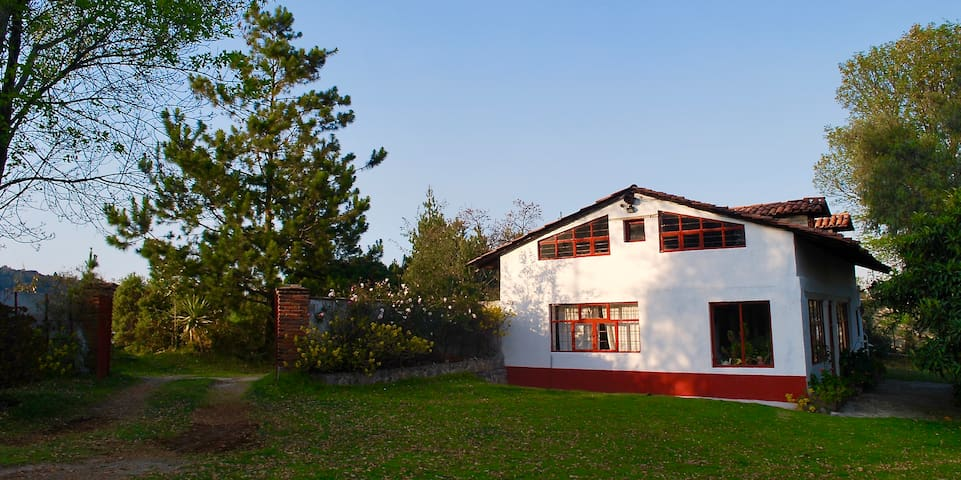Tlazala B&B Campirano: Casa Fresno