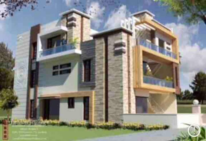 My Villa - GF : 2 BHK Delhi-Manali Highway Mohali