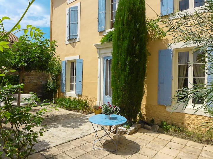 Nice vineyard house private pool quiet village